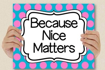 Because Nice Matters