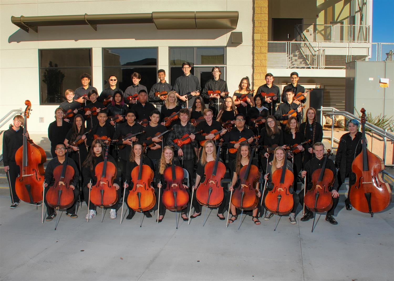 TVHS Orchestra