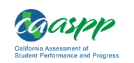 CAASPP testing website logo