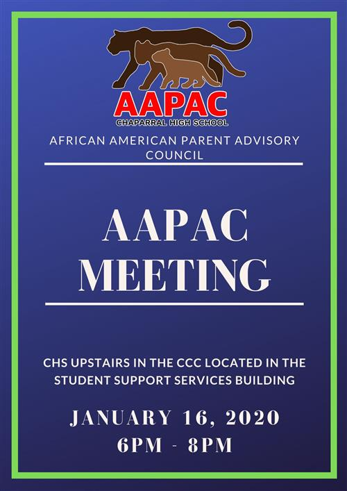 January 16, 2020 Meeting