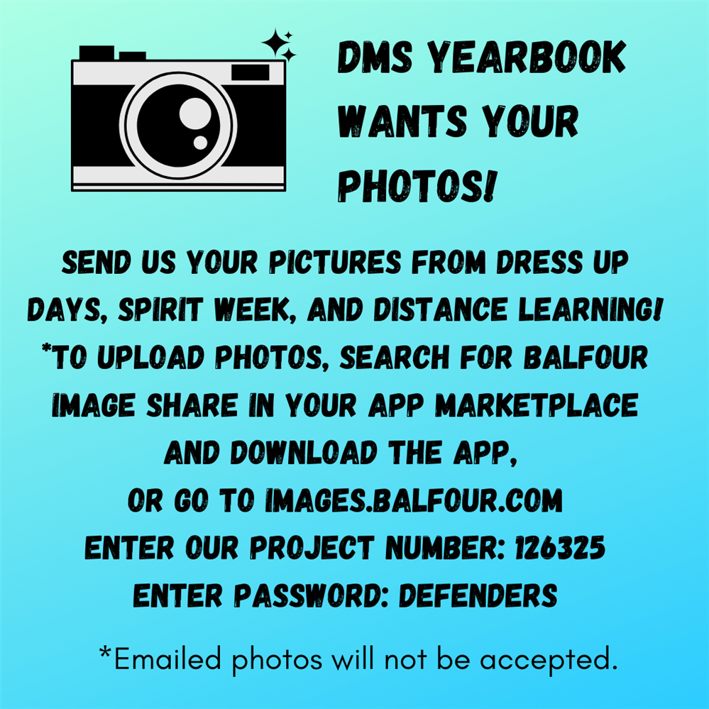 send us pictures!