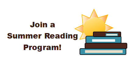 Sun with Join a Summer Reading Program