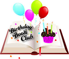 Birthday Book Club Picture