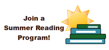Join a Summer Reading Program
