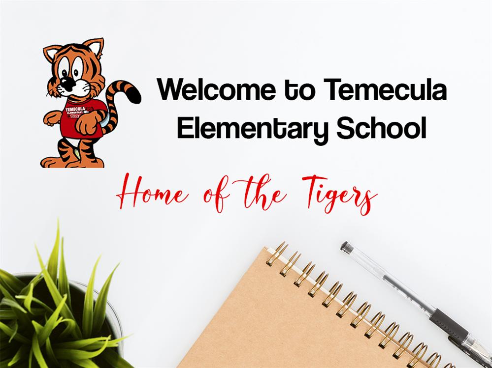Temecula Elementary School / Homepage