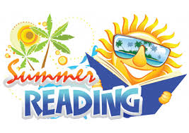summer reading clipart