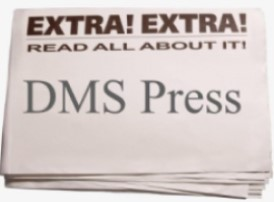 DMS Press Clipart