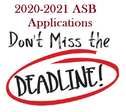 gms 2020 2021 asb applications