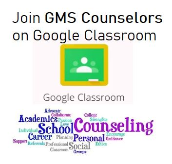 gms counselors google classroom