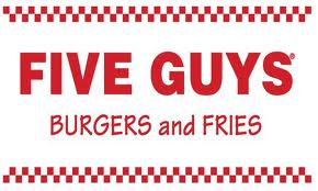 PTSA Dine out @ 5 Guys 11/29