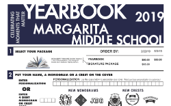 MMS Yearbooks on Sale Now