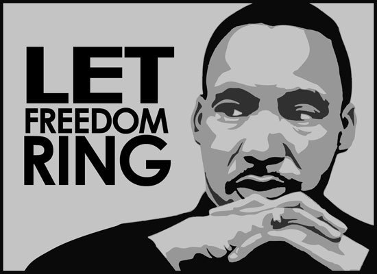 Martin Luther King Jan. 21st