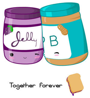 PB&J Both Lunches 12/4