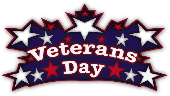 Veteran's Day Assembly 11/9