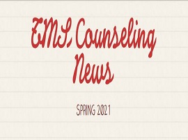 TMS Counseling News - Spring 2021