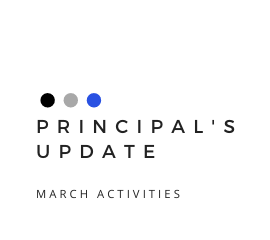 Click for Principal's Update 3/12/20