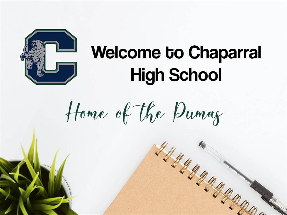 Chaparral High School / Homepage