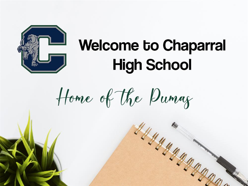 Chaparral High School / Homepage