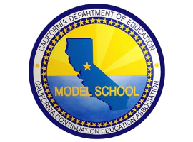 picture of model school logo