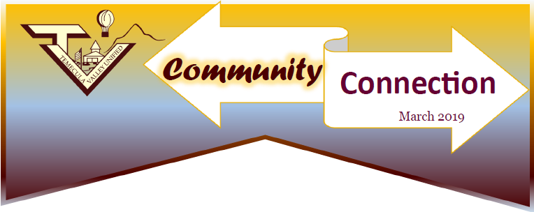 community connection newsletter march 2019