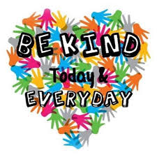 be kind today and everyday
