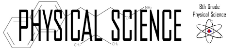 Physical Science Banner