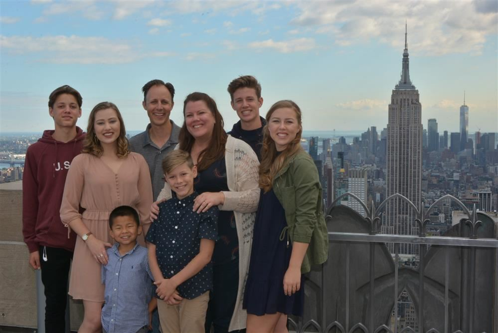 Family Pic in NY - 2017