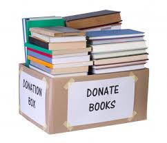 Book Donations Picture