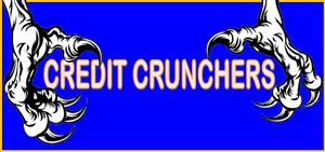 CREDIT CRUNCHERS LOGO