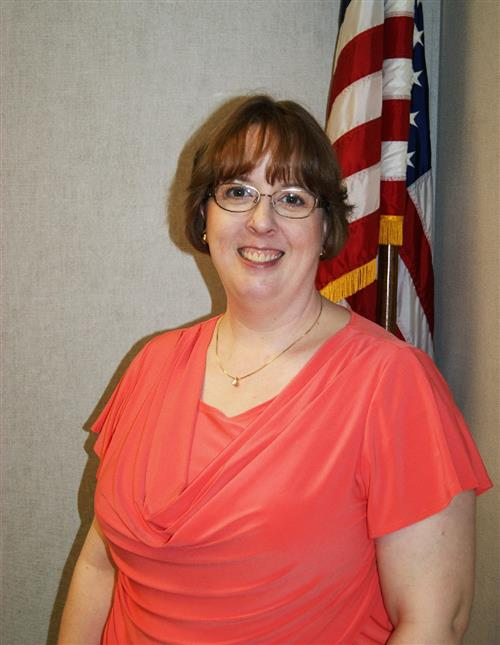 Picture of board member Julie Farnbach