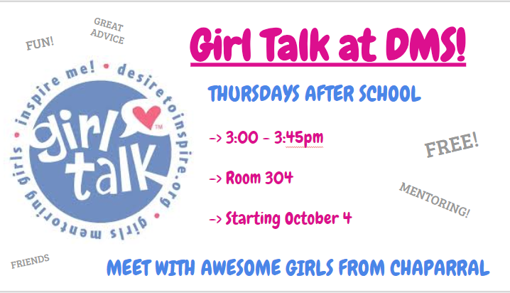Girl Talk Slide