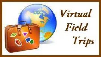 Virtual Field Trip Clipart