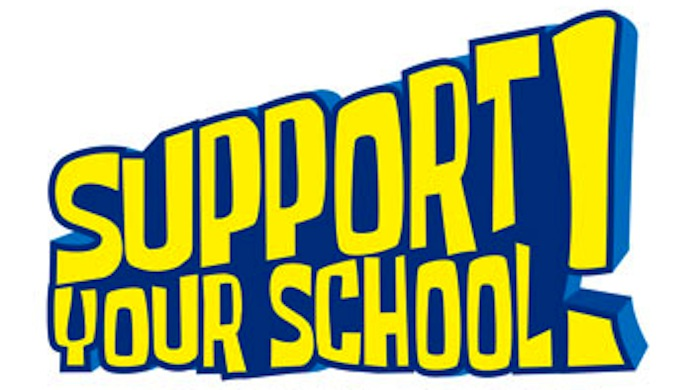 Support School Logo