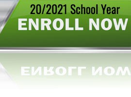 2020 2021 School Year Enrollment
