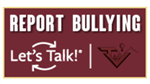 report bullying logo