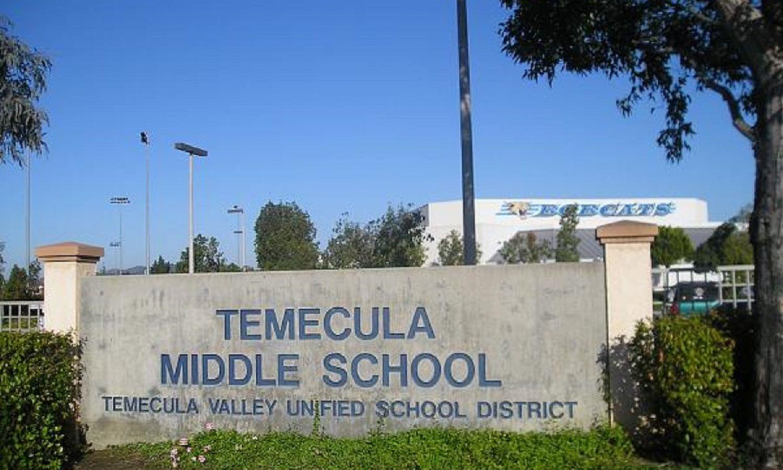 Temecula Middle School Homepage